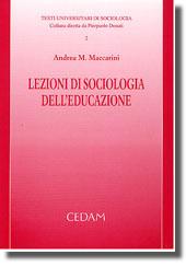 Lezioni di sociologia dell'educazione