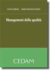 Management della qualità