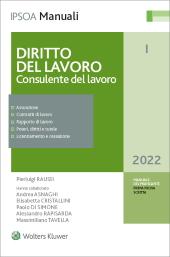 Manuale del praticante Consulente del lavoro - Diritto del Lavoro e Legislazione sociale