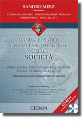Manuale pratico e formulario essenziale delle società