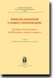 Minoranze linguistiche e pubblica amministrazione