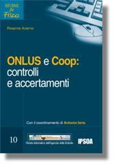 Onlus e Coop: controlli e accertamenti