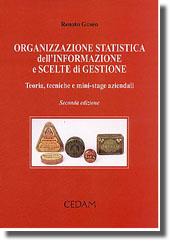 Organizzazione statistica dell'informazione e scelte di gestione