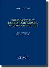 Potere costituente, rigidità costituzionale, autovincoli legislativi