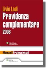 Previdenza complementare 2008