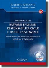Rapporti familiari responsabilità civile e danno esistenziale