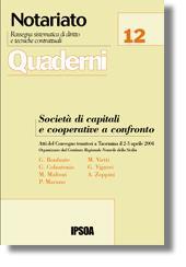 Società di capitali e cooperative a confronto