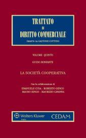 Trattato di diritto commerciale - Vol. V, Tomo III: La società cooperativa