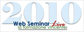 Web Seminar Live 2010 - Gestione Pratica al registro imprese