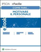 eBook - Come fare... Motivare il personale