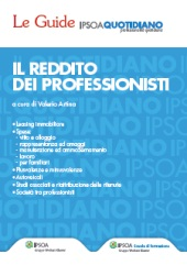 eBook - Il reddito dei professionisti