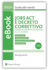 eBook - Jobs Act e decreto correttivo