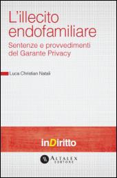 eBook - L'illecito endofamiliare