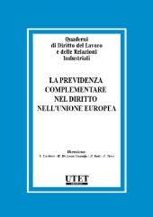eBook - La previdenza complementare nel diritto dell'Unione Europea
