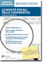 eBook - Le novità fiscali delle cooperative