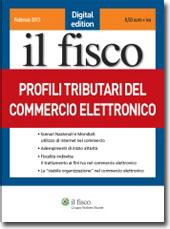 eBook - Profili tributari del commercio elettronico