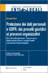 eBook - Protezione dei dati personali e GDPR: dai precetti giuridici ai processi organizzativi