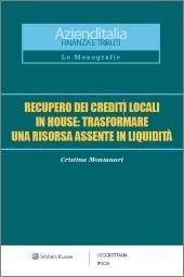 eBook - Recupero dei crediti locali in house: trasformare una risorsa assente in liquidità