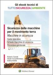 eBook - Sicurezza delle macchine per il movimento terra. Macchine in sicurezza
