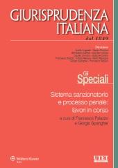 eBook - Sistema sanzionatorio e processo penale: lavori in corso
