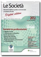 eBook - Società tra professionisti