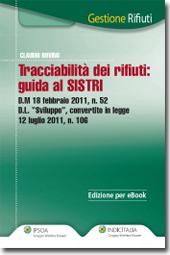 eBook - Tracciabilità dei rifiuti: guida al SISTRI