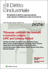 eBook - Tribunale Unificato dei Brevetti e Brevetto Unitario Upc And Unitary Patent